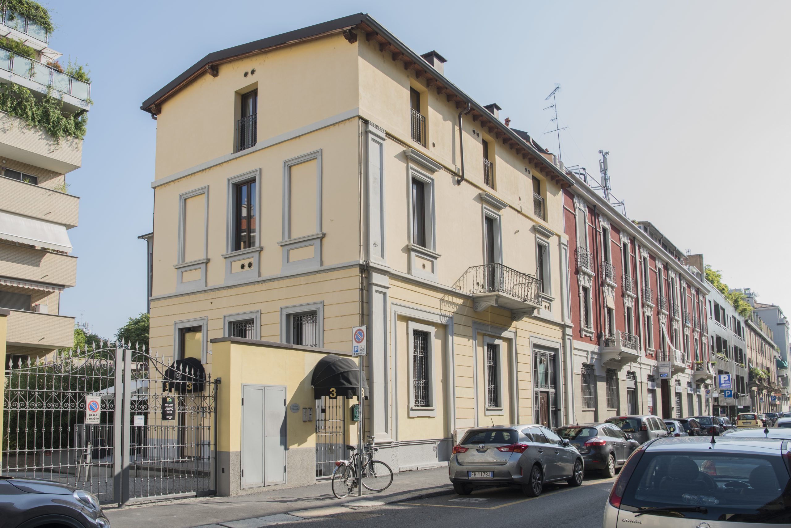 palazzo centrale residence chiaralba